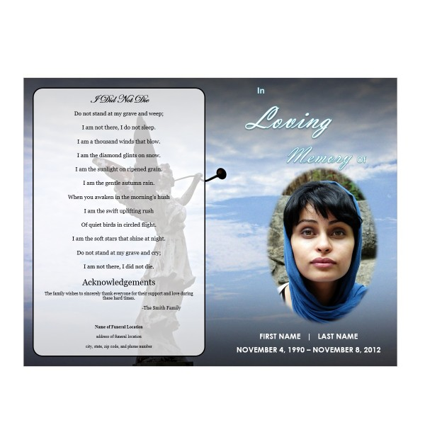 angel memorial program