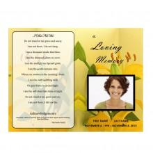 Funeral programs download