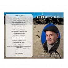 order memorial service program