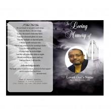 heaven memorial program