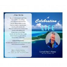 memorial program for funeral