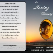 obituary template for microsoft word