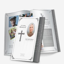 funeral program template for download