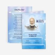 funeral memorial cards catholic